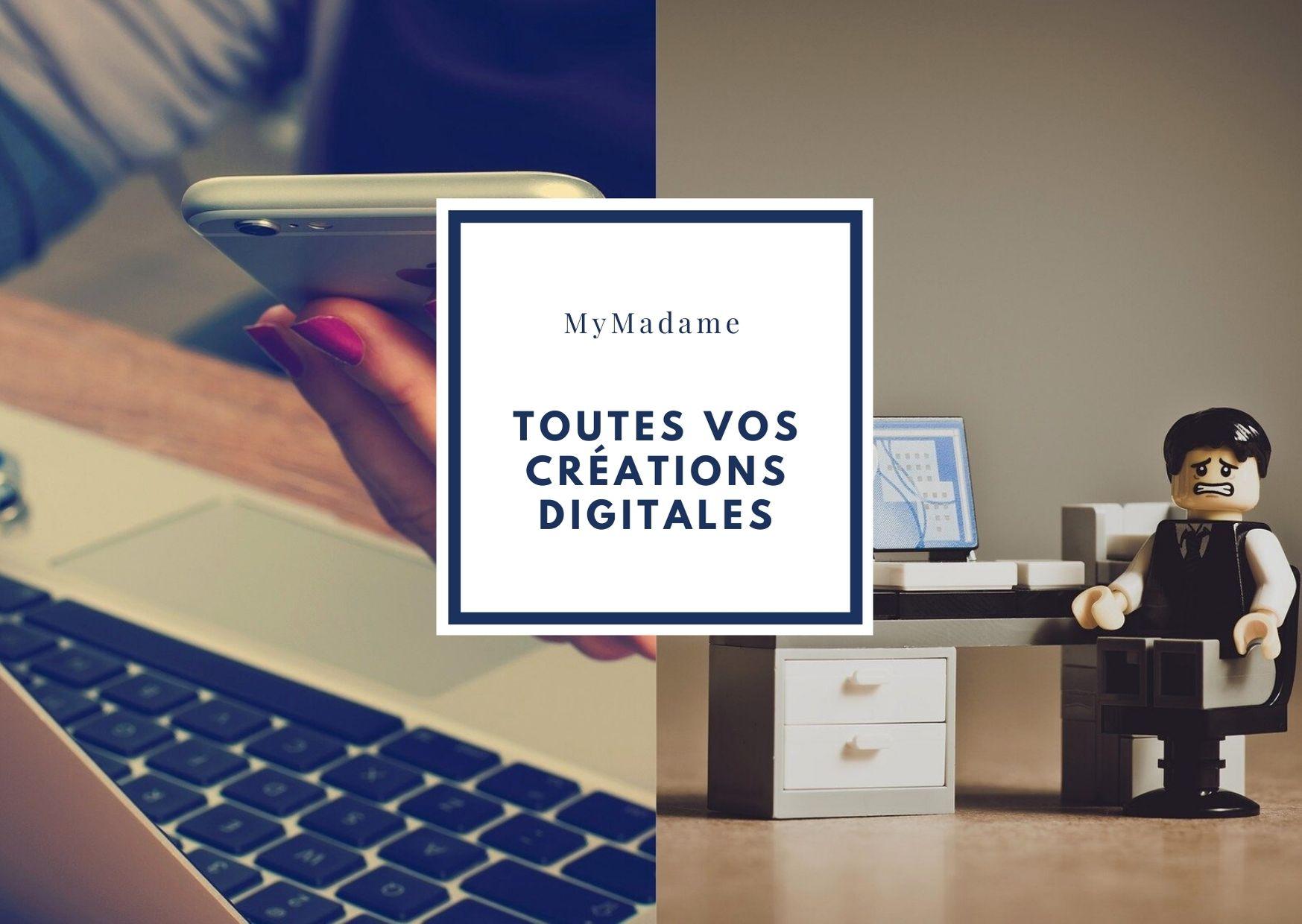 MyMadame - Agence Digitale à la Flotte